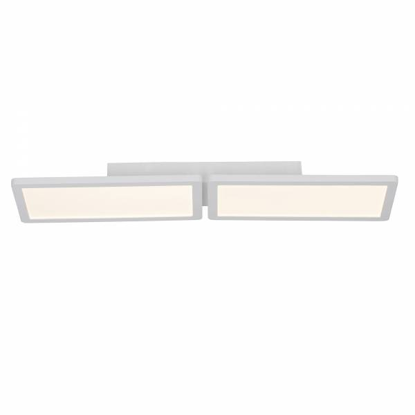 Scope LED Deckenaufbau-Paneel 61x15cm weiß matt easyDim