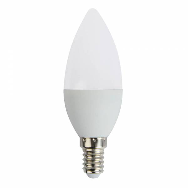 LED-Kerzenlampe E14, 5W, 400lm warmweiß 3000K Brilliant AG 96697/05