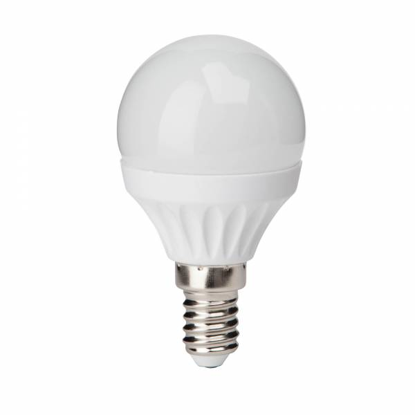 LED-Tropfenlampe E14, 5W, 400lm warmweiß 3000K Brilliant AG 96648E05